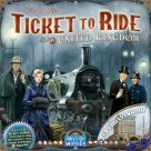 Ticket To Ride United Kingdom & Pennsylvania Map Collection